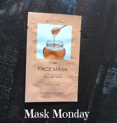Mask Monday H&M Face Mask