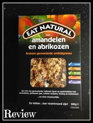 Eat Natural ontbijtgranen met Amandelen en Abrikozen