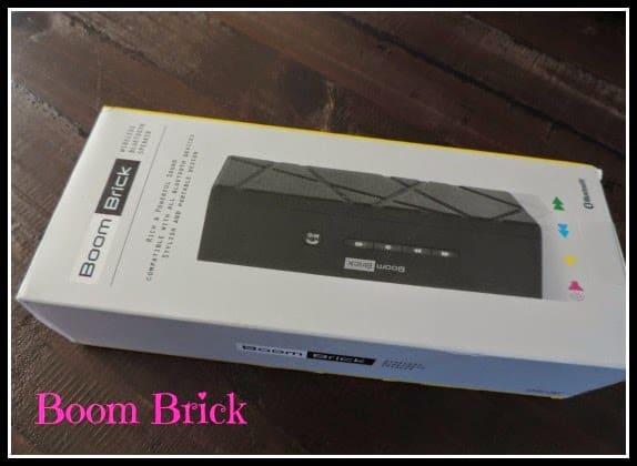 Boom Brick Wireless Bluetooth Speaker