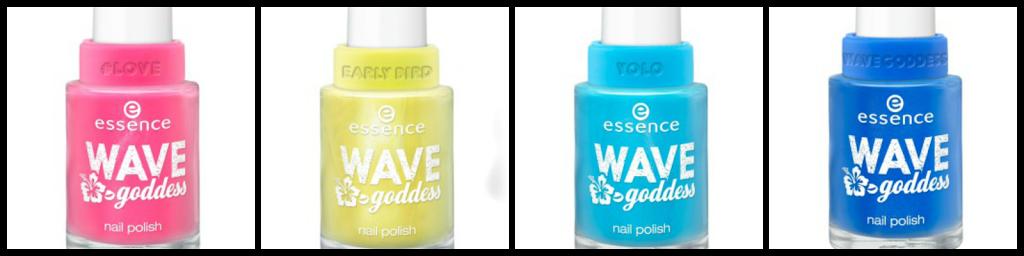 Essence Wave Goddess [NIEUWE COLLECTIE]