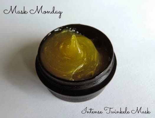 Mask Monday : Rainpharma Intense Twinkle Mask