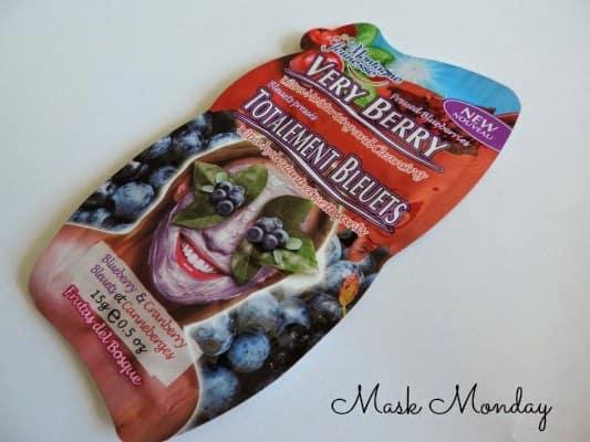 Mask Monday Very Berry!