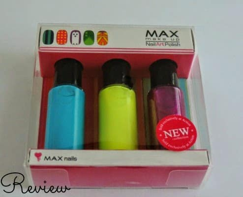 MAX Nail Art Polish Stripers