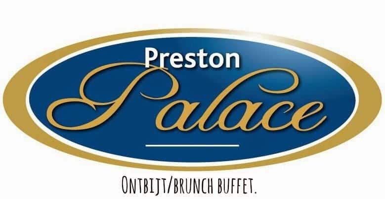 Het ontbijt/brunch buffet van Preston Palace