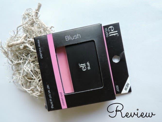 ELF Blush Pink Passion