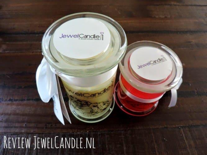 REVIEW: JewelCandle.nl een sierraad in elke kaars!