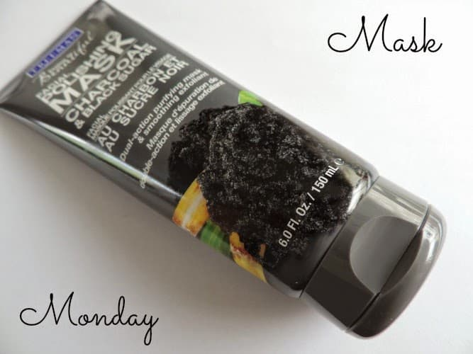 Mask Monday: Freeman Charcoal Facial Polishing Mask