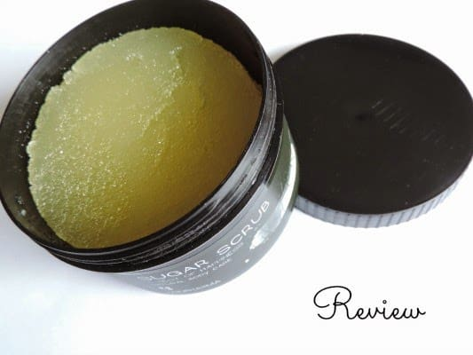 "Rainpharma sugar scrub ""A Zest Of Happiness"""