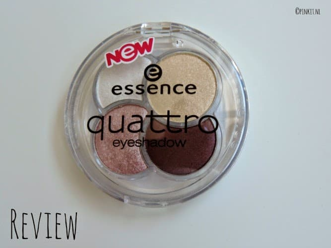 REVIEW: Essence Eyeshadow Quattro 15 Most Wanted