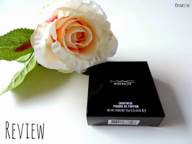 REVIEW: MAC Mineralize Skinfinish Soft en Gentle