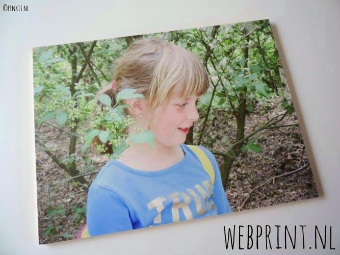 LIFESTYLE: Een foto op hout van Webprint.nl