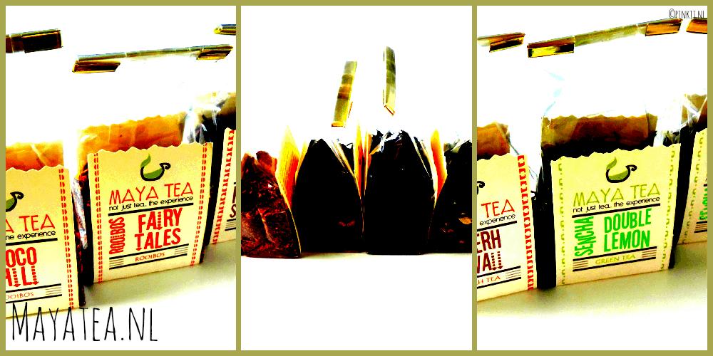FOOD: Allerlei soorten thee van MayaTea.nl