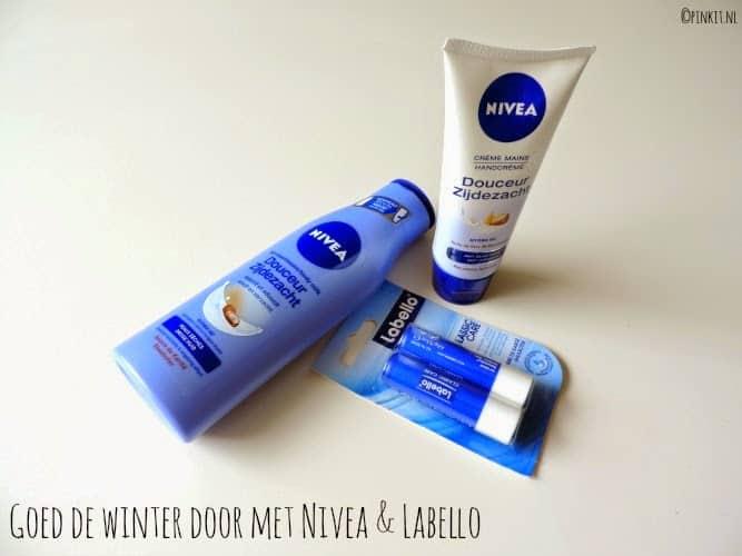 VERZORGING: Goed de winter door met Nivea & Labello