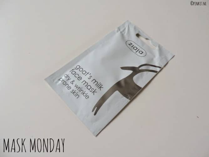 MASK MONDAY: Ziaja Geitenmelk Gezichtsmasker