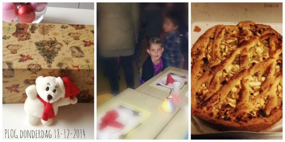 PLOG: Jumbo thee, kerst diner & appeltaart