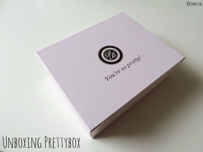 UNBOXING: PRETTYBOX DECEMBER 2014