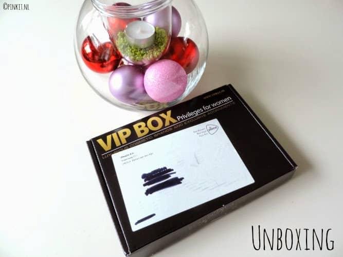 UNBOXING: VIPBOX DECEMBER 2014