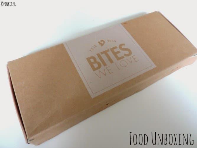FOOD UNBOXING: BITES WE LOVE #1