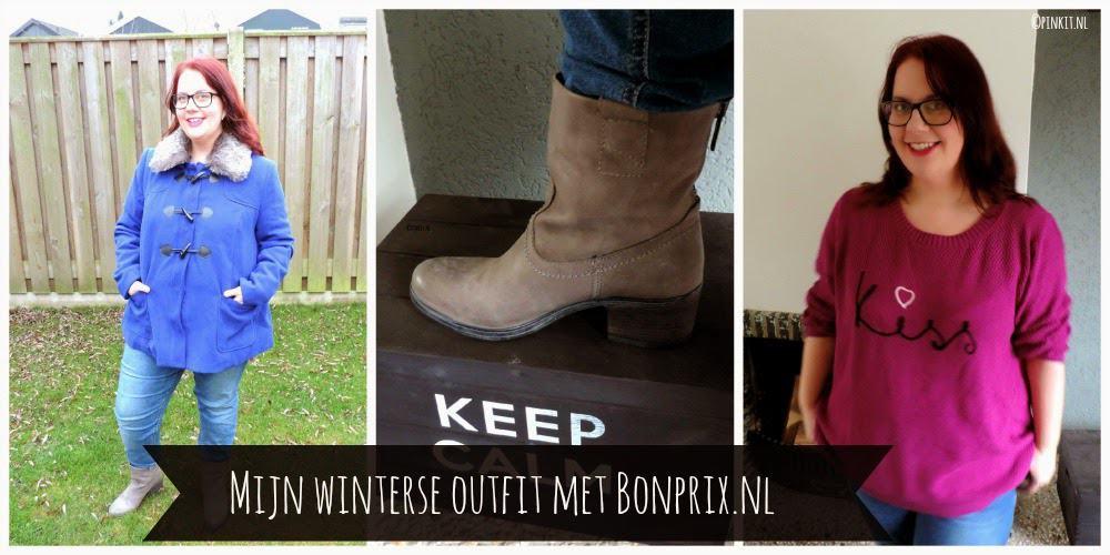 PLUSSIZE FASHION: MIJN WINTERSE OUTFIT MET BONPRIX.NL