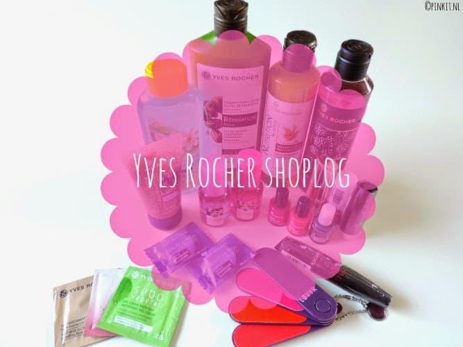 WINKELEN: YVES ROCHER SHOPLOG