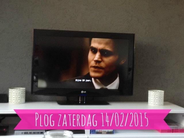 PLOG: ZATERDAG 14/02/2015 VALENTIJNSDAG