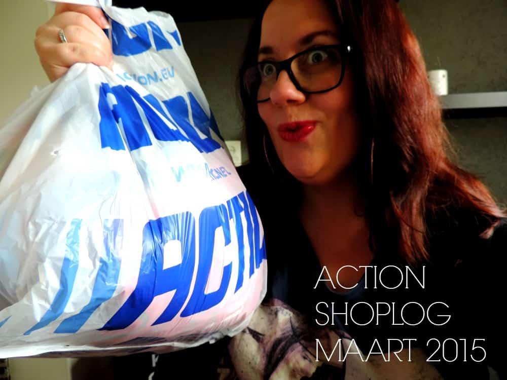 ACTION SHOPLOG MAART 2015