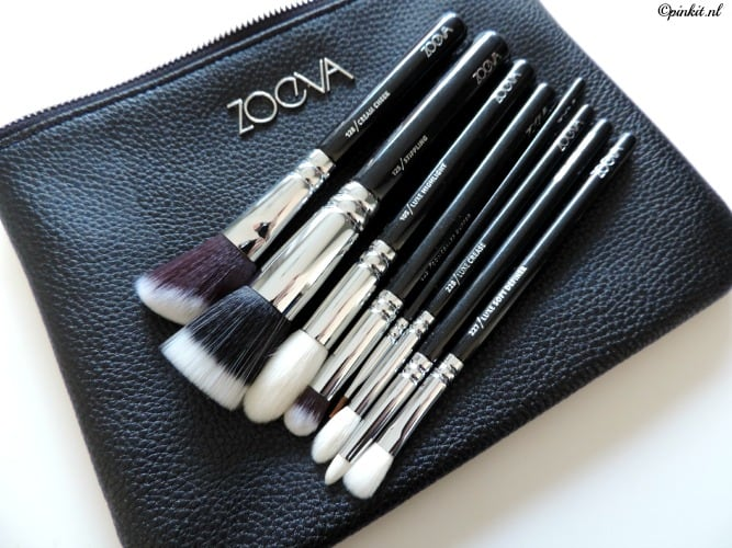 NEW IN: ZOEVA CLASSIC BRUSH SET