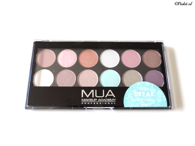 MUA SPRING BREAK PALETTE