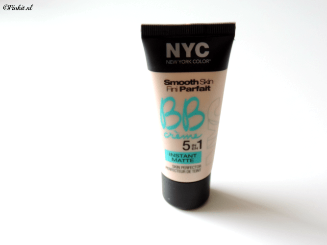 NYC BB CRÈME 5 IN 1 INSTANT MATTE