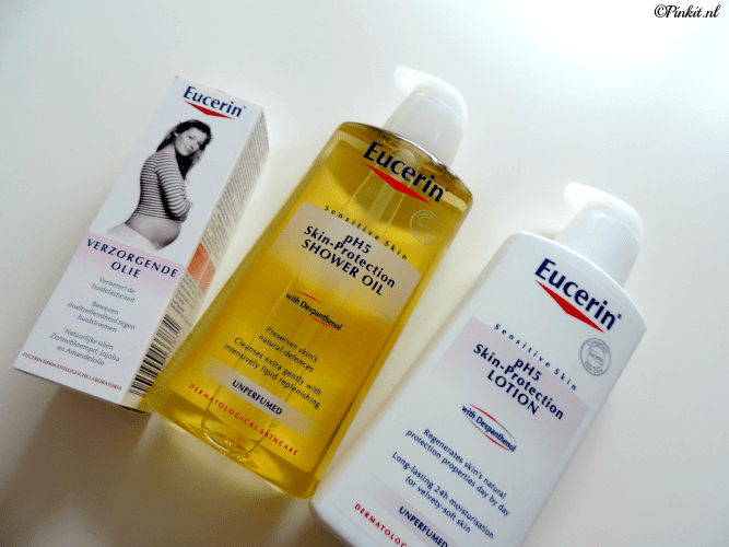 NEW IN| 3 PRODUCTEN VAN EUCERIN PH5