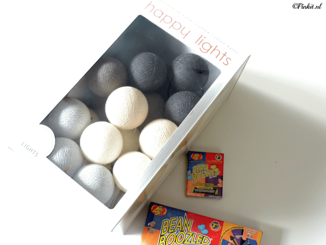 NEW IN: HAPPY LIGHTS & BEAN BOOZLED