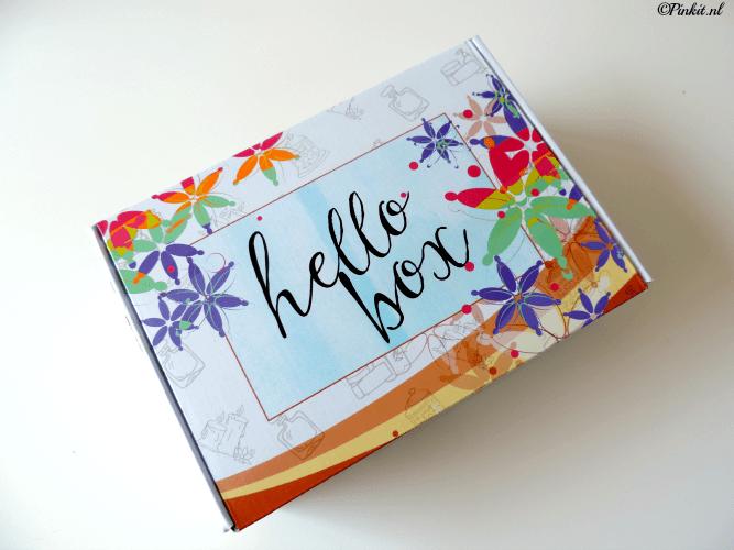UNBOXING| HELLO BOX AUGUSTUS EDITIE