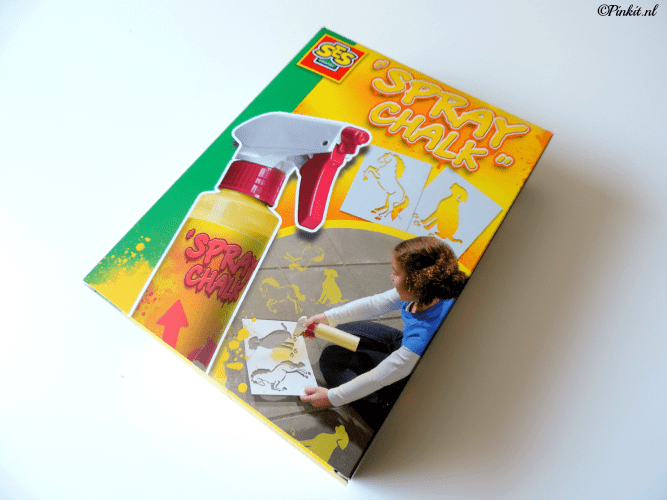 KIDS| SES CREATIVE SPRAY CHALK