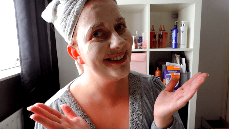 VIDEO| ME-TIME ROUTINE
