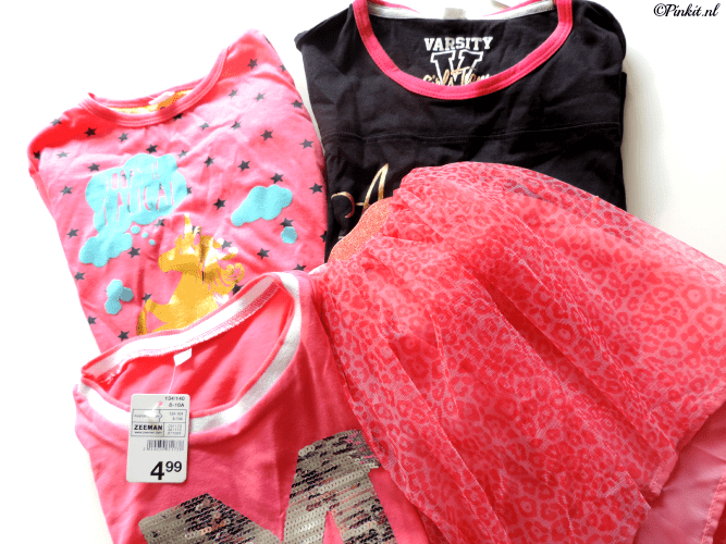 KIDS FASHION| NIEUWE ZEEMAN ITEMS