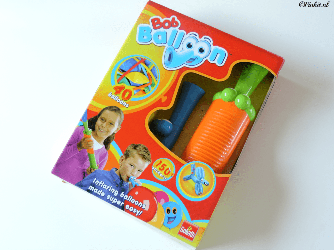 KIDS| BOB BALLOON DOUBLE PACK