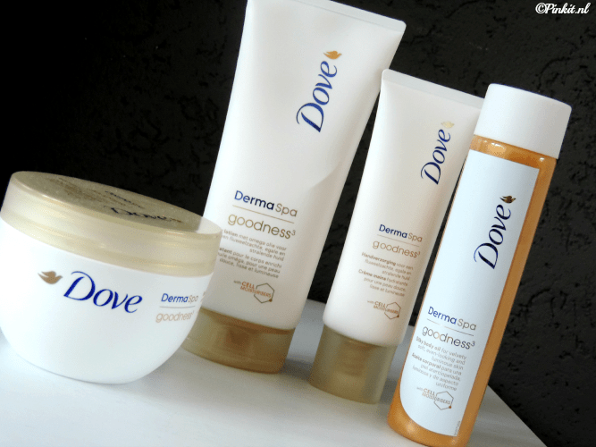 NEW| Dove DermaSpa