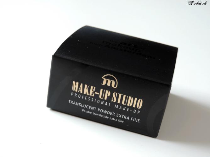 REVIEW| MAKE-UP STUDIO BANANA TRANSLUCENT POWDER