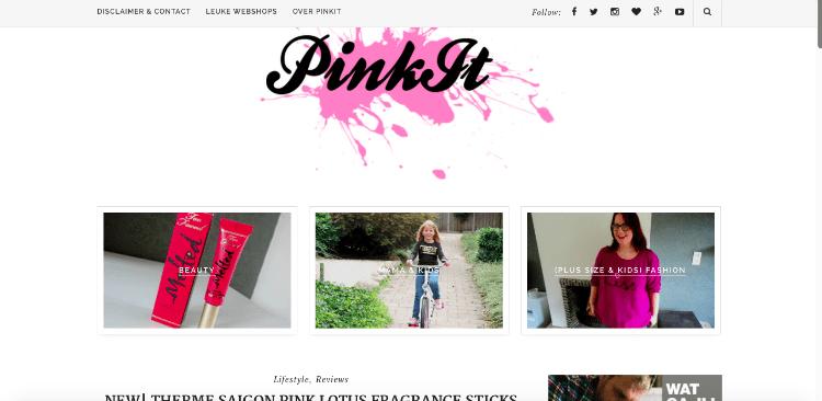 ENQUÊTE PINKIT.NL
