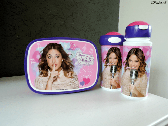 NEW| ROSTI MEPAL VIOLETTA SCHOOL SET + WIN