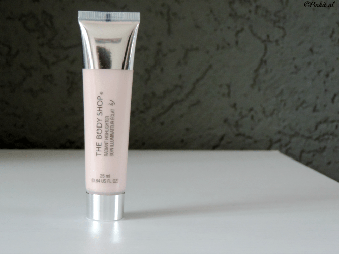 REVIEW| THE BODY SHOP RADIANT HIGHLIGHTER