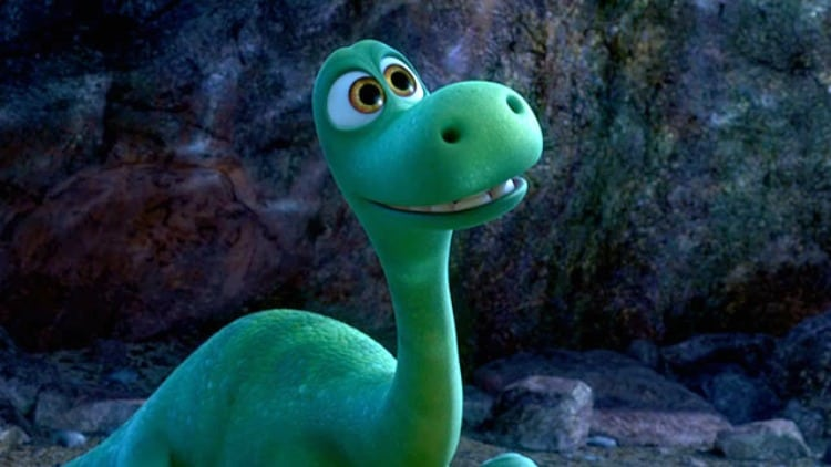 KIDS WIN| THE GOOD DINOSAUR
