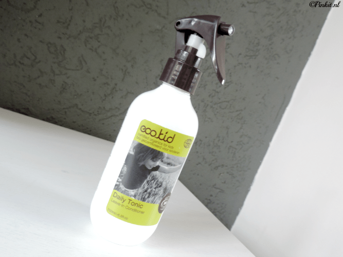 KIDS| ECO.KID DAILY TONIC LEAVE-IN CONDITIONER ANTI-LUIZEN