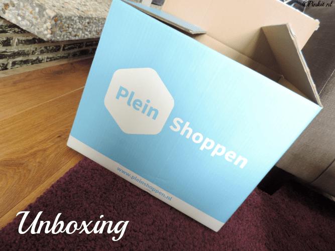 UNBOXING| HUISHOUDPLEIN.NL