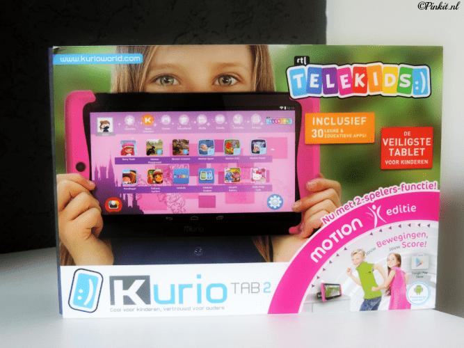 KIDS| KURIO TELEKIDS TAB 2