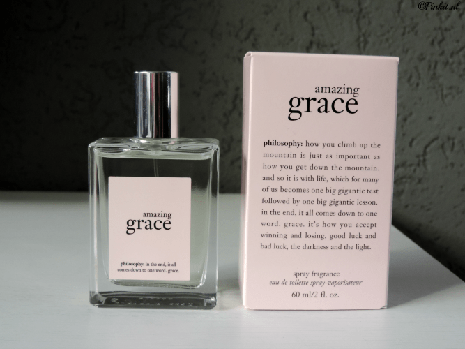 REVIEW| PHILOSOPHY AMAZING GRACE