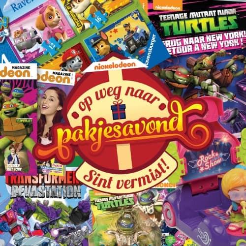 Nickelodeon Prijzenpakket