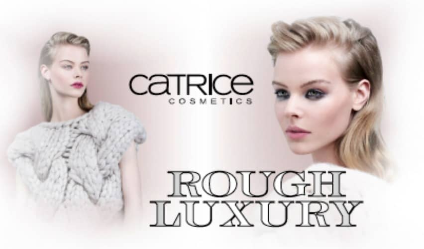 PERSBERICHT| CATRICE ROUGH LUXURY LIMITED EDITION