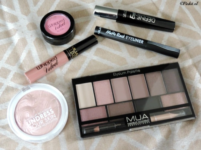 REVIEW| MUA GET THE ETHEREAL WHIPPED LOOK!
