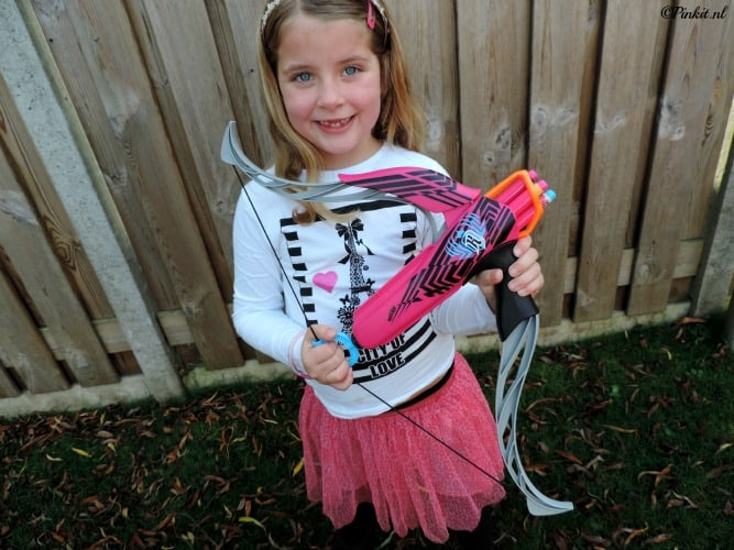KIDS | NERF REBELLE STRONGHEART BOW + WIN